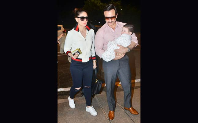 Kareena kapoor and saif